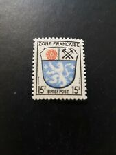 FRANCE TIMBRE N°7  ZONE FRANCAISE ALLEMAGNE NEUF ** LUXE MNH