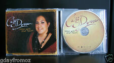 Casey Donovan - Listen With Your Heart 2 Track CD Single