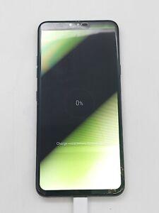 LG V40 ThinQ LMV405UA - 64GB - Aurora Black (AT&T) *Check IMEI*