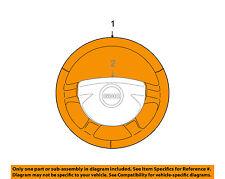 GM OEM-Steering Wheel 15850356