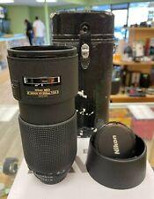 Nikon Nikkor AF 80-200mm F/2.8D ED NEW Zoom Lens from Japan