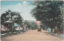 Manila,Philippines,The American Residential District,c.1915