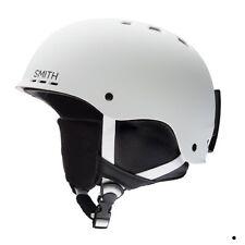 Smith Optics Unisex Adult Holt Snow Sports Helmet - Matte White Small (51-55cm)