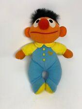 Vintage Playskool Bedtime Ernie Baby Ernie Sesame Street Plush