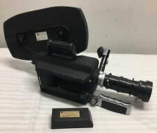 CINEMA PRODUCTS CP16~ ANGENIEUX-ZOOM F.12-120MM LENS~ BATTERY INCLUDED~ WORKS!!