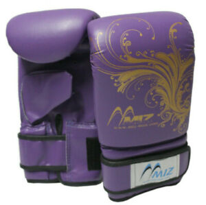 Boxing Gloves Sparring Martial Arts MMA Training Women Bag Muay Thai Grappling
