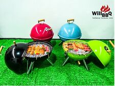 Mini Portable Apple BBQ Grill/outdoor/camping
