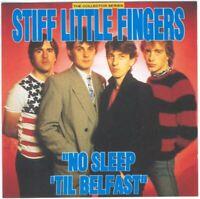 Stiff Little Fingers No Sleep 'Til Belfast CD-Brand New