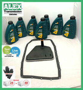 BMW 7,X3,X5,X6,E53,E65,E70,E71,E83 filter oil set automatic gearbox