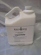 Liquid Kelp Extract Seaweed Fertilizer 1 gallon Organic Garden Super Thrive OMRI