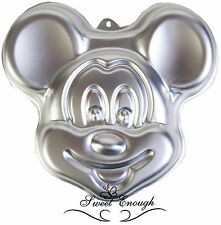 Mickey Mouse Disney Cake Jelly pan Tin Mould Mold Baking Birthday Party