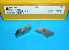 NB3L K68 KENNAMETAL CARBIDE INSERT