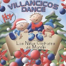 Villancicos Dance by Los Ninos Cantores De Morelia (CD); Uptempo tunes for kids!