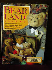 Bear Land - by Deborah Stratton