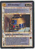 Star Wars CCG Reflections 1 FOIL R2-D2 Artoo-Detoo M/NM