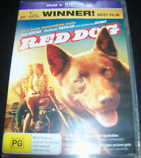 Red Dog (Josh Lucas Rachel Taylor) (Australia Region 4)  DVD - Like New