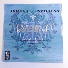 "33T Johann STRAUSS Vinyle LP 12"" VALSES London A. RODZINSKY -VEGA C 30 A 83 RARE"