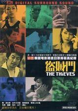 THE THIEVES 2012 DVD KOREAN MOVIE WITH ENGLISH SUB (REGION 3)