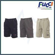 Bermuda Pantaloni da Lavoro Corti Multitasche Estivi Uomo Payper 100% Cotone
