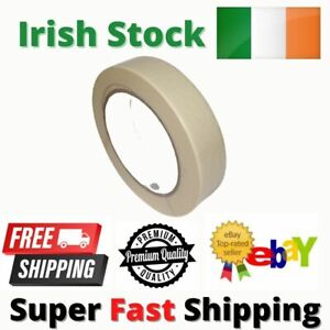 General Masking Tape 24mm X 50M for DIY Painter Painting Decorating Art Craft