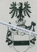 Otto Ritter von Hübner - Adelsorden - Bayern - um 1915          Z 1-8