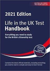 Life in the UK Test: Handbook 2021 9781907389764