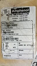 Times Fiber TX15AT77-LTV MegaDrop Series 15 Tri-Shield Coaxial Feeder Cable/50ft