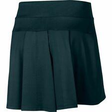 "Nike Womens Dry Knit 15"" Golf Skort / Skirt - 884894 010 - Uk Sz XS - Black"