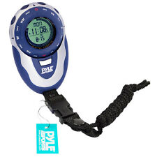 PSHTM24 Handheld Track Watch W/Digital Compass 42 Laps Chronograph Memory, Pacer