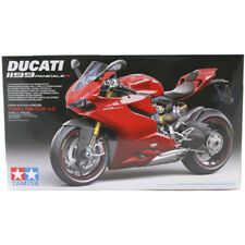 Tamiya Ducati 1199 Panigale S Motorcycle Model Set (Scale 1:12) 14129 NEW