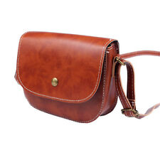Fashion Women Leather Portable Satchel Crossbody Bag Shoulder Messenger Bag CA