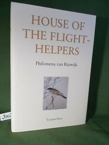 PHILOMENA VAN RIJSWIJK HOUSE OF THE FLIGHT-HELPERS LTD ED HARDBACK NEW & UNREAD
