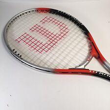 Wilson Titanium 3 Soft Shock Tennis Racket 4 3/8 Grip