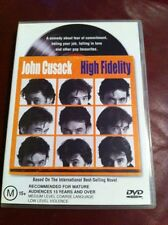 High Fidelity (DVD, 2002) With John Cusack