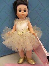 "Madame Alexander 8""  BALLERINA  Doll 1990 Miniature Showcase  #330    (415T^)"
