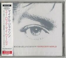 Michael Jackson - You Rock My World JAPAN CD with OBI, BRAND NEW/FACTORY SEALED