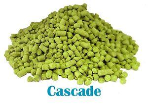 Cascade (2020 Harvest) Freshest Pellet Hops - Home Brewing - Same Day P&P