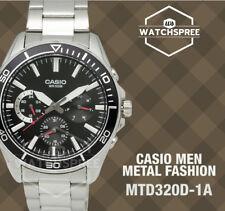 Casio Standard Analog Men's Watch MTD320D-1A