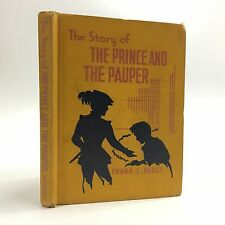 The Story of the Prince and the Pauper/Famous Story Series/Beals/1953