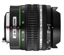 Pentax Ricoh 10-17mm Fish-eye f/3.5-4.5 ED (IF) Wide Angle Zoom Lens CA0843