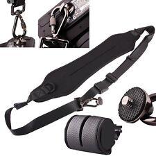 Black Rapid Camera Shoulder Neck Strap Belt Sling for Canon Nikon Sony DSLR