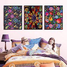 Full Drill Diamond Painting Flowers Diamond Embroidery Cross Stitch Kit Z023
