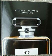 Very Rare Chanel No 5 Shop Hardback Advertising Catalogue Book *