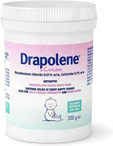 DRAPOLENE ANTISEPTIC CREAM FOR NAPPY RASH 200G