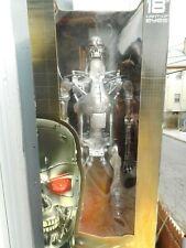 NECA 18? T2 Endoskeleton T-800  Terminator - Light-up Eyes Action Figure