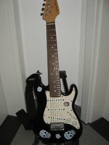 E-Gitarre von Harley Benton f. Kinder