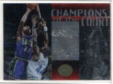 VIN BAKER 1995-96 SP Championship Champions of the Court #C15 ($.50 SHIPPING)