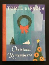 Christmas Remembered by Tomie dePaola (paperback, 2006)