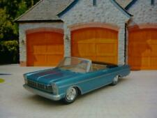 1965 - 1968 Ford Galaxie 500 LX V-8 Convertible 1/64 Scale Limited Edition J