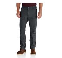 Carhartt Men's 30 in. x 32 in. Shadow Cotton/Spandex Rugged Flex Rigby Pant
